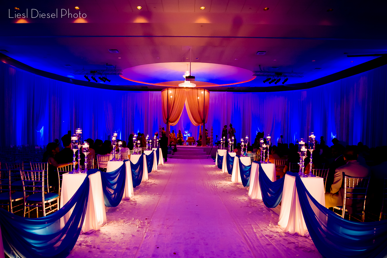 Ceremony at The Meadows Club - LDP