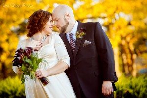 fall wedding valley lo club liesl diesel photo