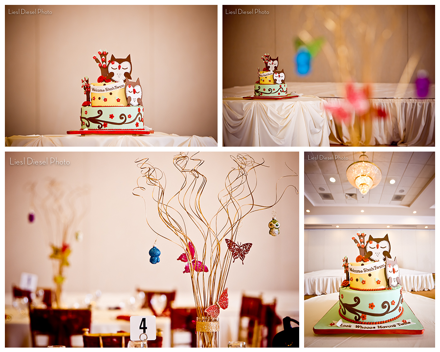 Living room decorating ideas owl baby shower cakes pinterest for Baby room decoration india