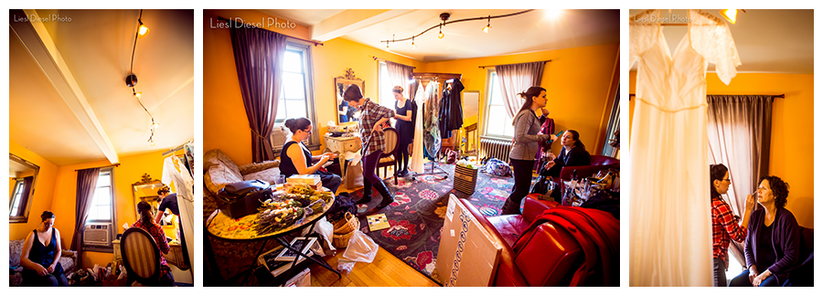 feast round hill new york bridal wedding preparation liesl diesel photo
