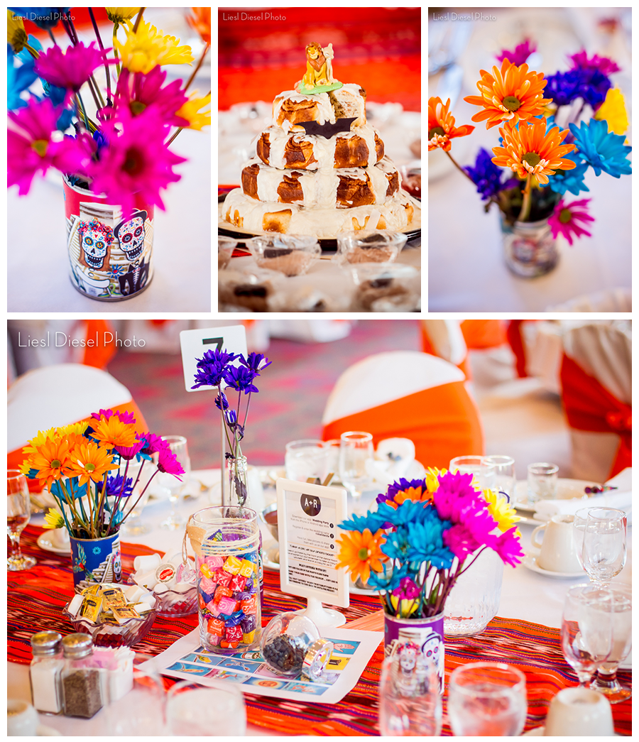 Beautiful Day Of The Dead Wedding Theme Gallery - Styles & Ideas ...