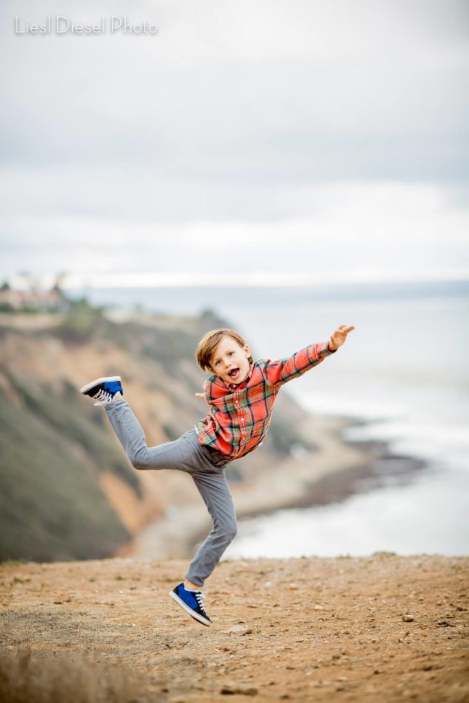 palos verdes family portrait session